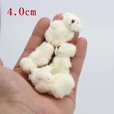 Plush Teddy Bear Toys Mini 10 Pieces Party Favors Souvenirs Soft Cotton Doll New