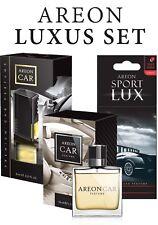 ★LUXUS★ Areon Set VIP Parfüm Duftbaum Autoduft Autoparfüm nach Wahl