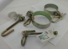 Gah Alberts Schaukelschelle Schaukelhaken mit Karabinerhaken Ø10cm und 12cm
