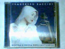 FRANCESCO BACCINI Nostra signora degli autogrill cd
