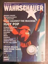 WAHRSCHAUER # 39 - HARDCORE / PUNK FANZINE