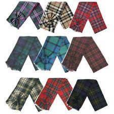 Mini écharpe pour femme - plusieurs tartans disponibles