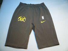 Nike Denver Nuggets Practice Sweatpants Shorts BRAND NEW Shorts NWT NBA dri fit