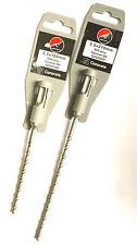 Quality SDS Plus  Tungsten Carbide Tip Masonry Hammer Drill Bits, 5.5mm-16mm