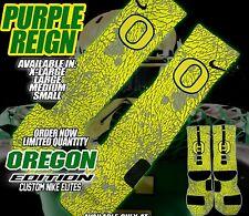 NIKE AIR JORDAN RETRO 3 III OREGON DUCK PIT CREW Custom Nike Elite Sock (ALL SZ)