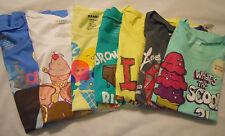 NEW Old Navy Girls Tee Shirts Sz 5 6-7 8 10-12 14 Children Kids Scratch & Sniff