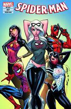 Spider-man (2016) allemand à partir de #1 + Lim. variant's + special's nouvelle série Amazing