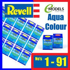 Revell 18ml Aqua Colour - Choose Your Colours: