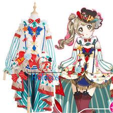 Love Live Lovelive Kotori Minami SR Circus Troup Clown Cosplay Costume Dress