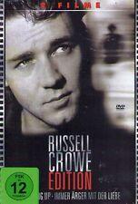 DVD NEU/OVP - Russell Crowe Edition - Immer Ärger mit der Liebe / Breaking Up