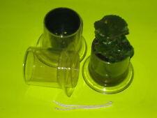 Mini African Violet Reservoir Pots great for wick watering of Af. Violets, Ferns