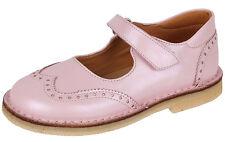Zecchino d'Oro A06-607 weiche Ballerinas rosa Budapester Leder Italy 29-35 Neu