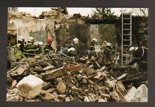 BLOIS (41) POMPIERS ,Avenue MAUNOURY / EXPLOSION au GAZ