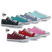 Dunlop Turnschuhe Laufschuhe Damen Schuhe Sneakers Trainers Canvas High 7050 v9WpLy3V5c