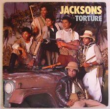 The JACKSONS (SP 45T)  TORTURE  - MICHAEL JACKSON