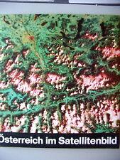 Österreich im Satellitenbild 1976