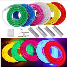 DC 12V DIY Waterproof Led Neon Tape 2835 Flexible Strip Soft Rope Bar Light New
