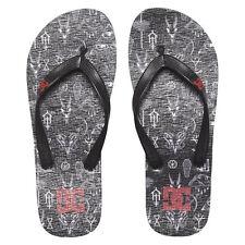 Infradito DC Shoes Sandals Spray Graffik Black White Red