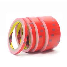 3M 5068 Automotive Acrylic Foam Double Sided Adhesive Tape White Length 1.5M