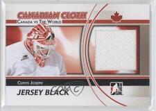 2011 In the Game Canada VS World #CCM-12 Curtis Joseph Team (National Team) Card