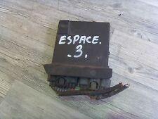Renault Espace IV (K) Steuergerät 8200156879 8972406922 (3) ECU Control Module