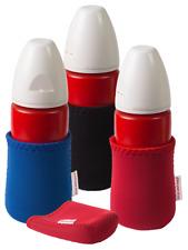Hochwertiger Neopren Babyflaschen- schutz, - hülle von DRESS-YOUR-DRINK
