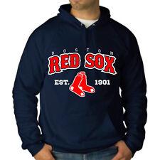 Boston Red Sox Hoodie Pullover Sweatshirt S, M, L, XL, 2XL, 3XL  NEW!