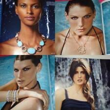 SAKS catalog Angela LINDVALL Michelle ALVES Mini ANDEN