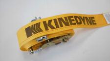 Kinedyne E-Track 12' Cargo Ratchet Straps Tie Downs 1,000 LBS Trailer