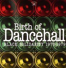 Various - Birth Of Dancehall: Black Solidarity 1976-1979 NEW VINYL LP £10.99