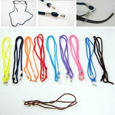 Sunglass Eyewear Braided Nylon Neck Cord String Retainer Strap Lanyard Holder !!