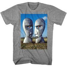 Pink Floyd Division Bell Men's T Shirt Metal Heads Album Cover Rock Band Merch