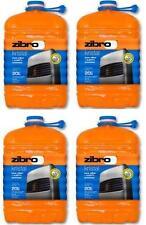 4pz Combustibile Liquido Inodore  ZIBRO-QLIMA KRISTAL   Taniche 20 LT