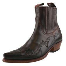 Nuevo SENDRA BOTAS Zapatos hombre Botines botas vaqueras zapatos 4660 Marrón