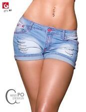 Skinsix SW 361 Designer Jeans Shorts Gr. XS, S, M, 34, 36, 38