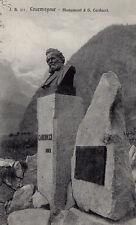 #COURMAYEUR:  MONUMENT A G. CARDUCCI