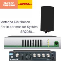 AC3 Active Antenna Combiner for Sennheiser IEM EW300 G3 G2 UHF Wireless System