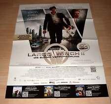 Filmposter A1 Neu Plakat Largo Winch II 2 - Die Burma Verschwörung ( Tome 2 )