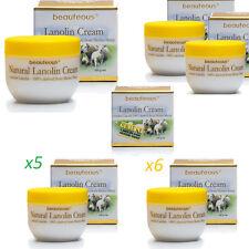 All Natural Lanolin Cream with New Zealand Pure Lanolin, Colostrum and Vitamin E
