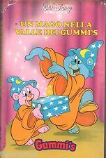 Un Mago nella Valle dei Gummi's  (1988) VHS  1a Ed. Disney  VI 4243