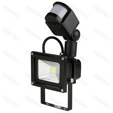 10W LED Flood Light Auto ON/OFF Detector PIR Motion Sensor Spot Lamp Waterproof