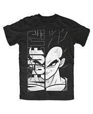 Vegueta Script premium T-Shirt Manga,Dragonball Z,Comic,Kult,DBZ,Son Guko Vegeta