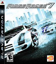 RIDGE RACER 7: PS3, Good playstation_3, PlayStation 3 Video Games