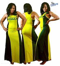 "KenJeanne ""JAMAICA"" Maxi Dress"