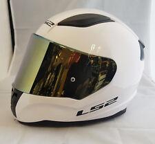 LS2 ff353 Rapid Casco Motocicleta Cara Completa xs-3xl BLANCO CON