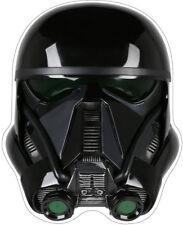 Disney Star Wars Death Trooper  Helmet Custom Vinyl Sticker Decal