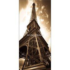 poster poster da porta inganna l'occhio Torre Eiffel 056 Art déco Adesivi