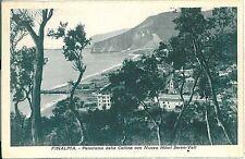 CARTOLINA d'Epoca - SAVONA:  Finale Pia Finalpia 1956