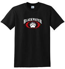 Blackwater T-shirt Black Size Nice Tee