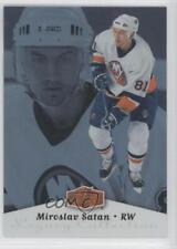 2006 Flair Showcase Legacy Collection #64 Miroslav Satan New York Islanders Card